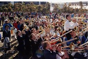 1991 Worlds largest Concert band record attempt