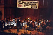1992 East Coast Band Competition